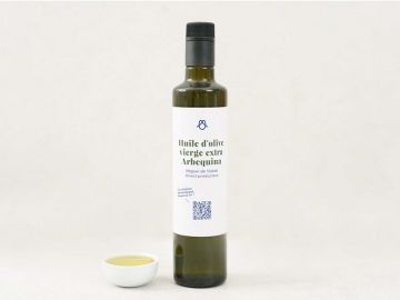 HUILE D'OLIVE ARBEQUINE 500 ML