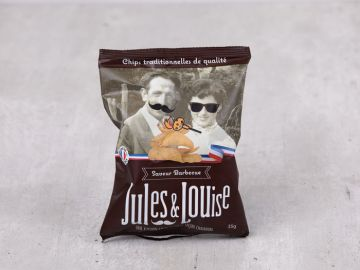 CHIPS JULES & LOUISE BARBECUE