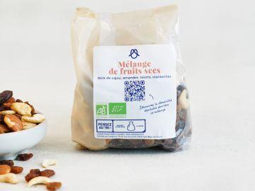 MELANGE DE FRUITS SECS GRIGNOTAGE 250 G